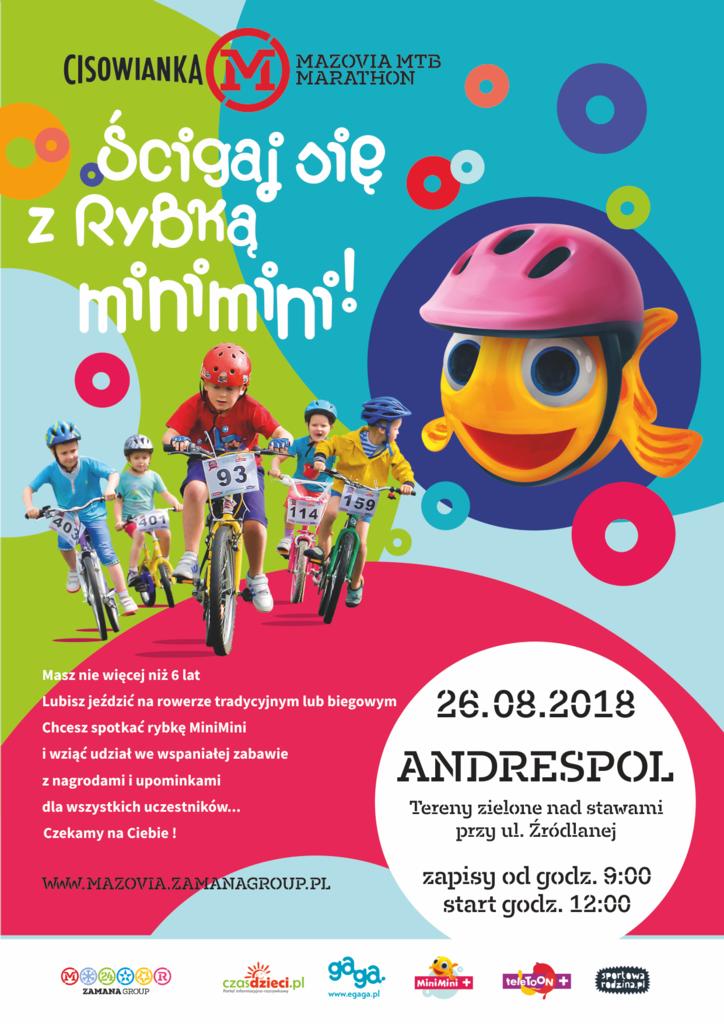 1 w centrum polski - Gmina Andrespol